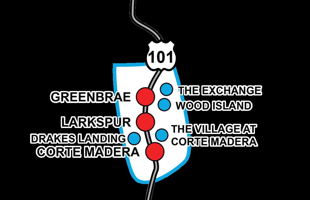Submarket Map